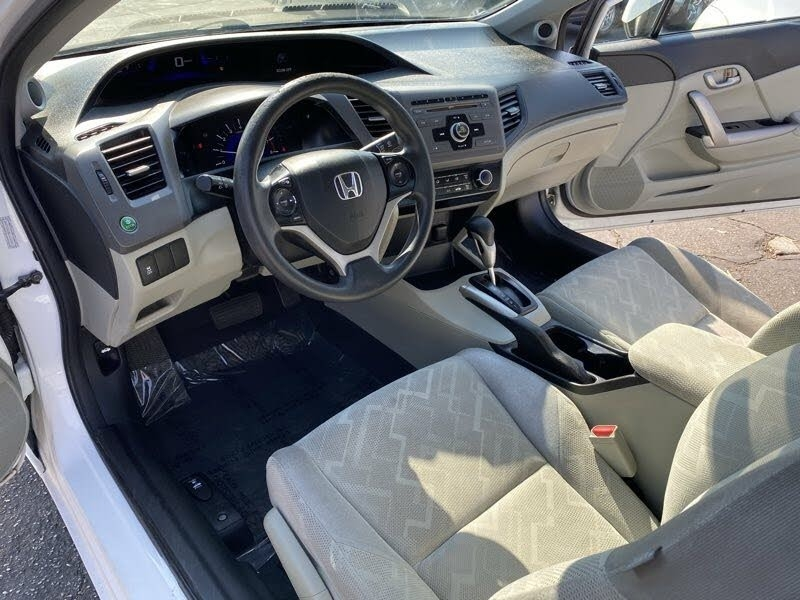 Honda Civic Cpe 2012 price $1,200 Down