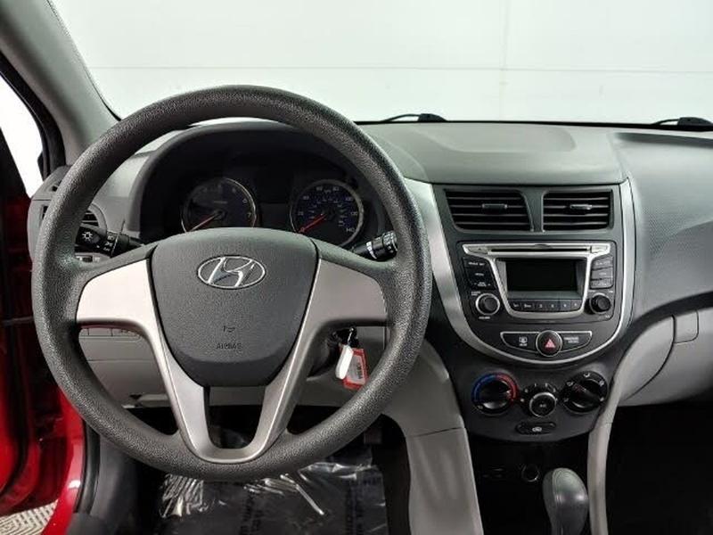 Hyundai Accent 2017 price $1,500 Down