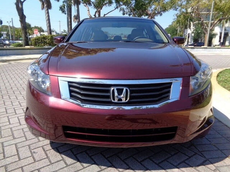 Honda Accord Sdn 2008 price $1,200 Down