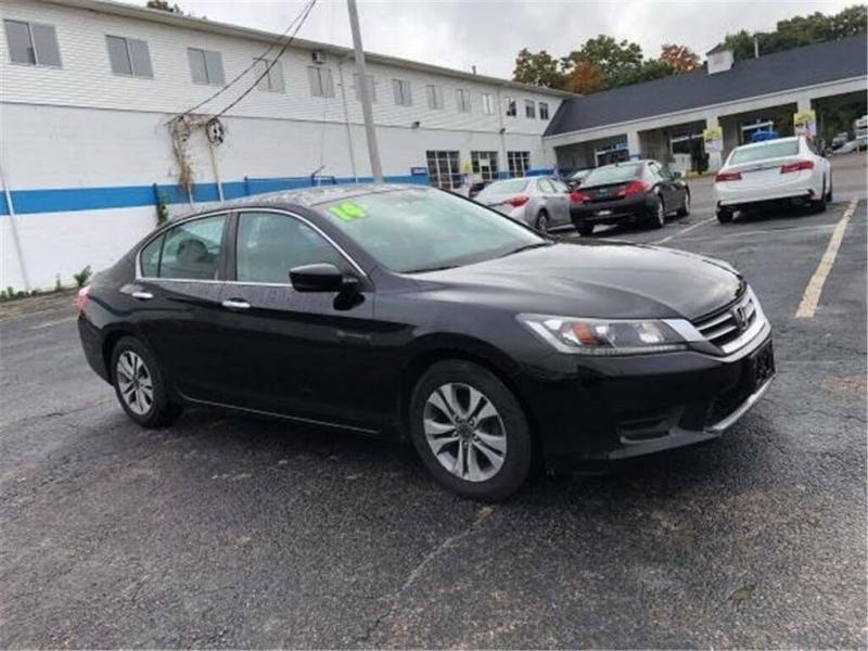 Honda Accord Sedan 2014 price $1,500 Down