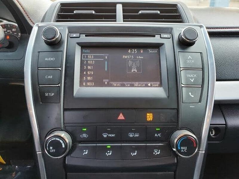 Toyota Camry 2017 price $1,500 Down