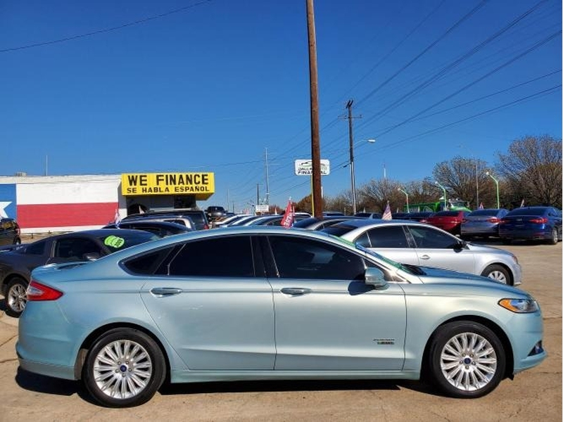 Ford Fusion Energi 2013 price $1,200 Down