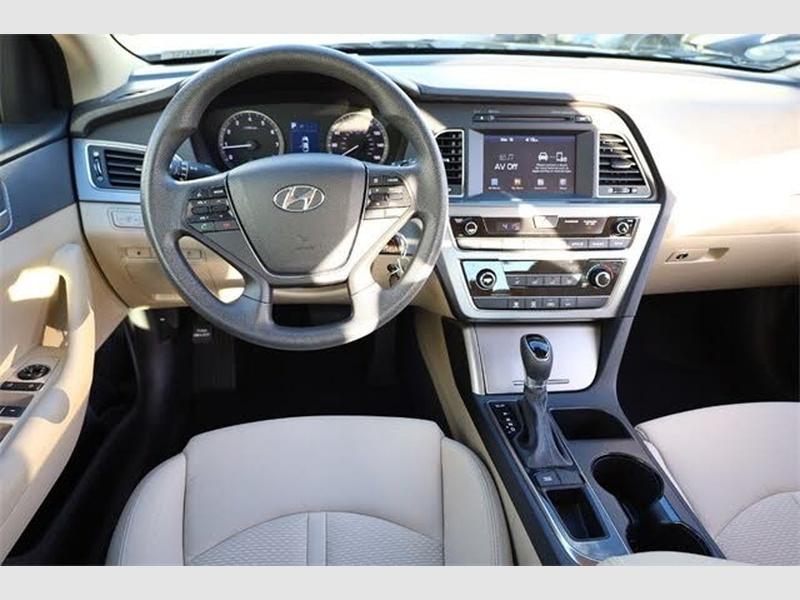 Hyundai Sonata 2017 price $1,500 Down