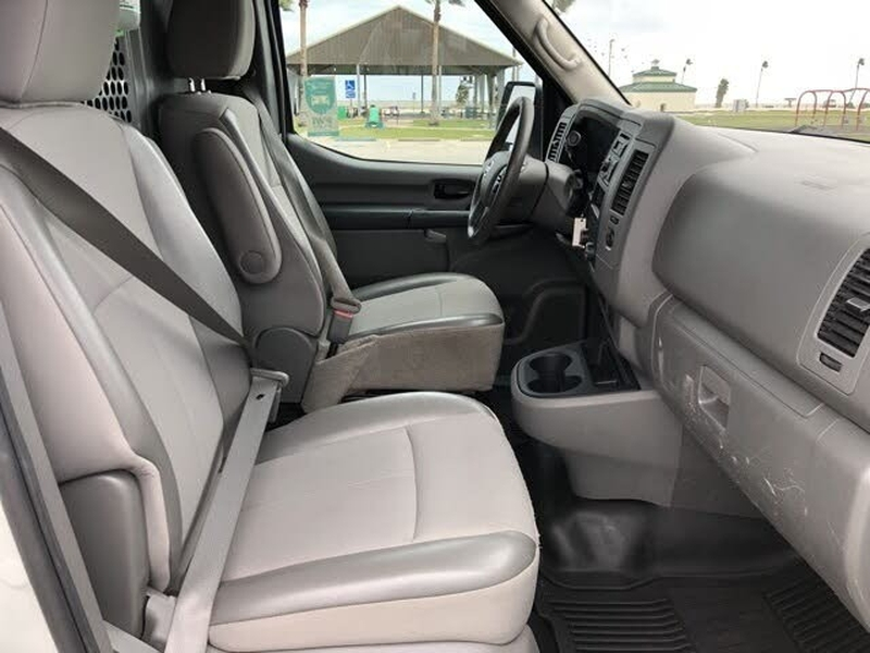 Nissan NV Cargo 2017 price $2,500 Down