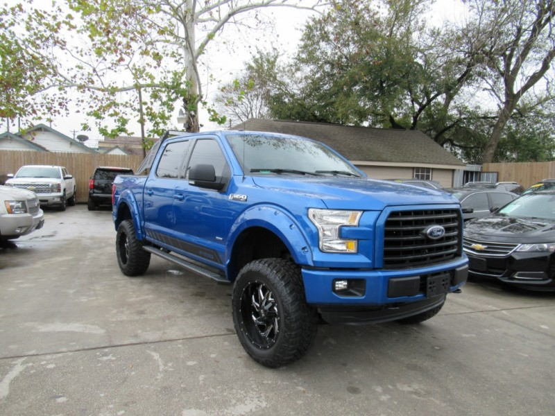 Ford F-150 2016 price $5,995