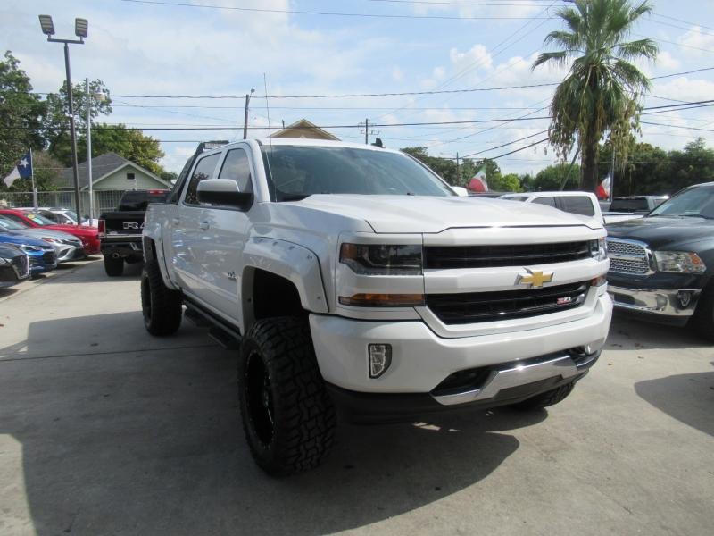 Chevrolet Silverado 1500 2018 price $6,995