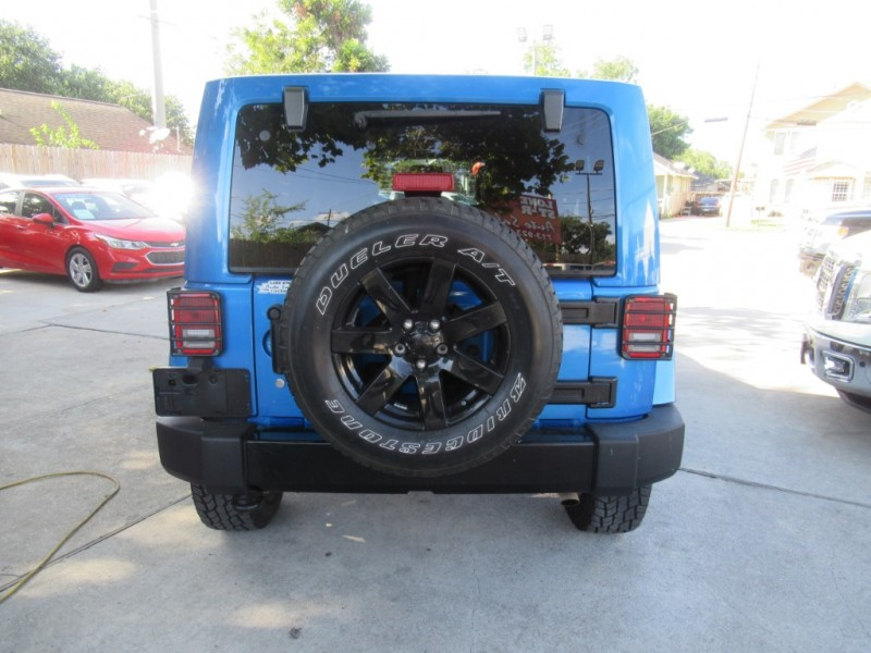Jeep Wrangler Unlimited 2014 price $3,995