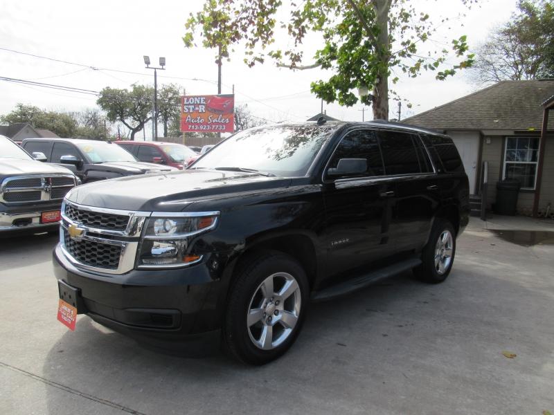 Chevrolet Tahoe 2015 price $4,495