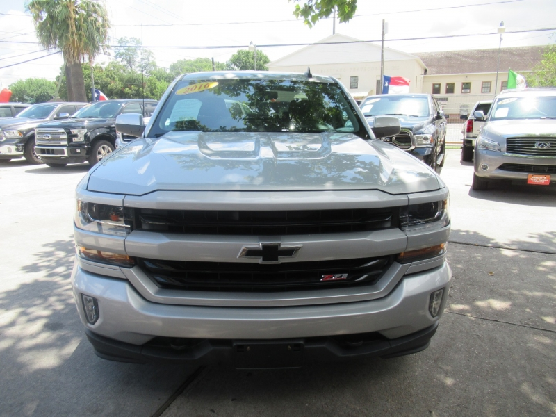 Chevrolet Silverado 1500 2016 price $5,995