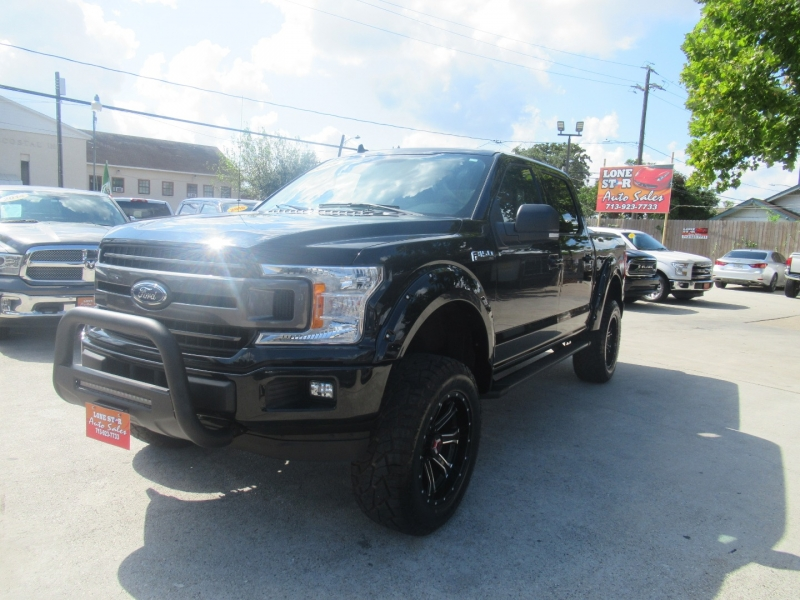 Ford F-150 2018 price $6,995
