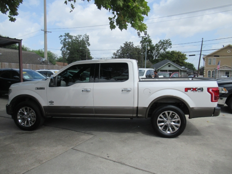 Ford F-150 2016 price $5,495