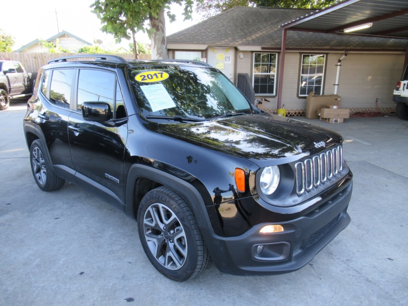Jeep Renegade 2017 price $2,995