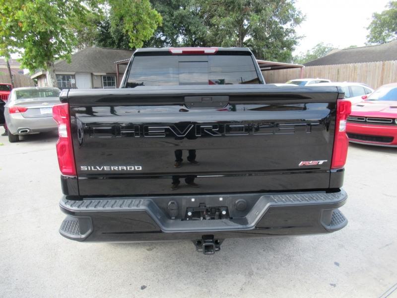 Chevrolet Silverado 1500 2020 price $6,995