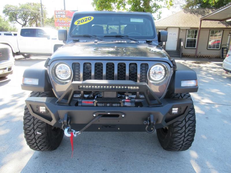Jeep Gladiator 2020 price $6,995