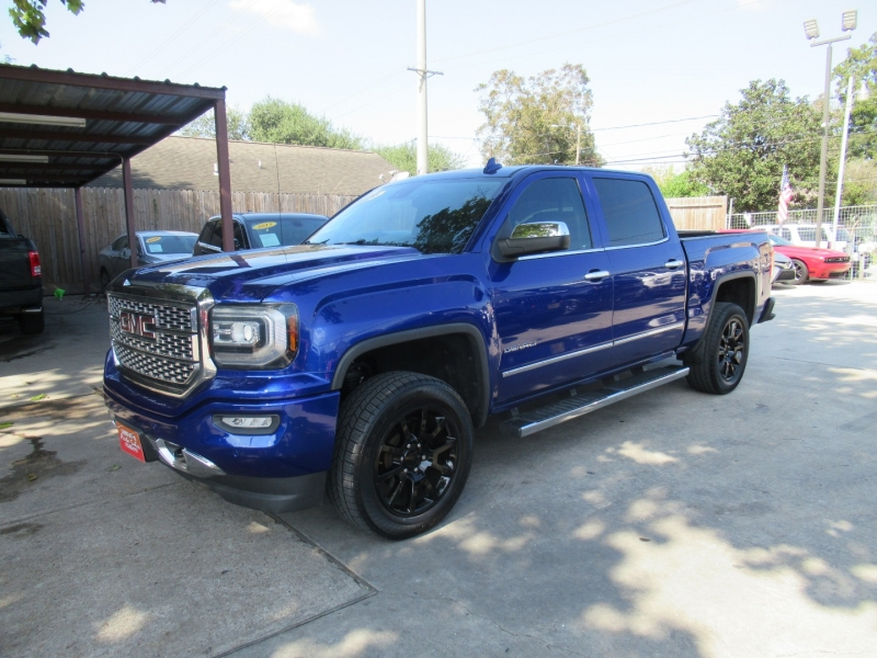 GMC Sierra 1500 2016 price $5,795