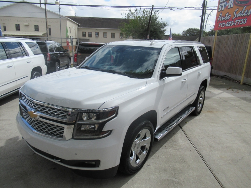 Chevrolet Tahoe 2017 price $4,995