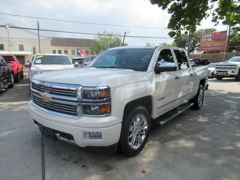 Chevrolet Silverado 1500 2015 price $4,995