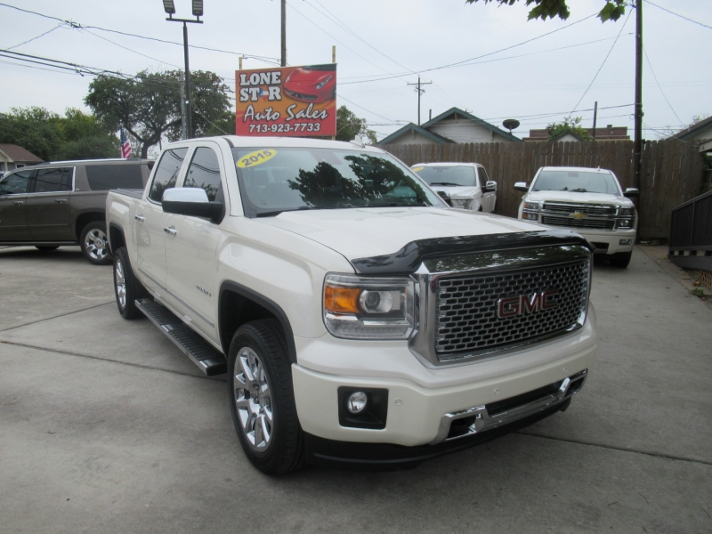 GMC Sierra 1500 2015 price $4,495