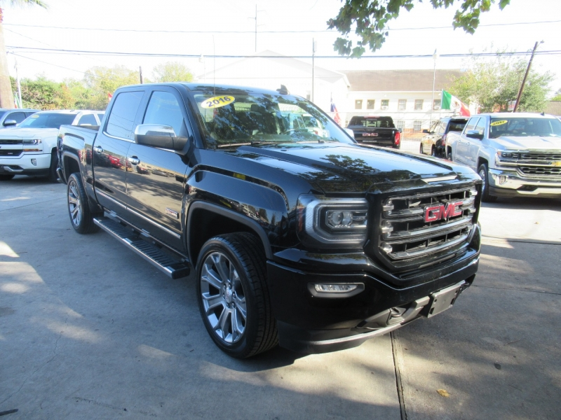 GMC Sierra 1500 2016 price $5,995