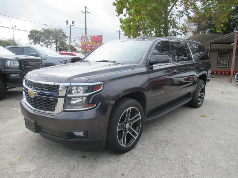 Chevrolet Suburban 2018 price $5,995
