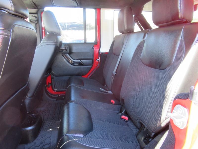Jeep Wrangler Unlimited 2017 price $6,995