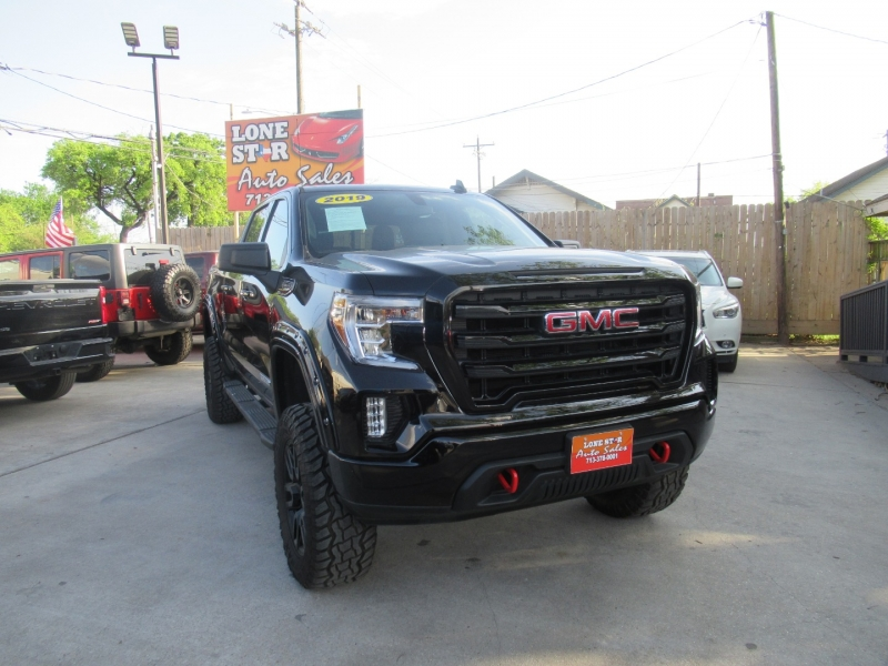 GMC Sierra 1500 2019 price $7,995