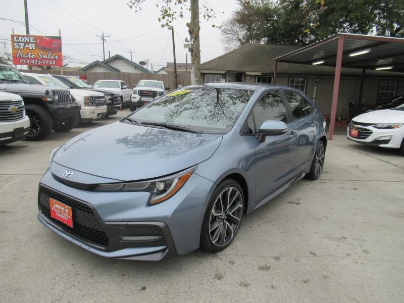 Toyota Corolla 2020 price $3,495