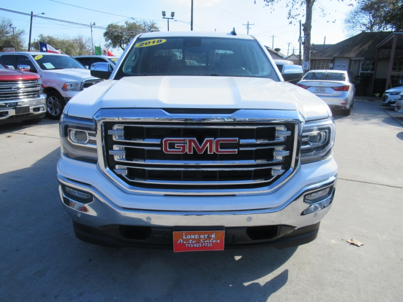 GMC Sierra 1500 2018 price $6,995
