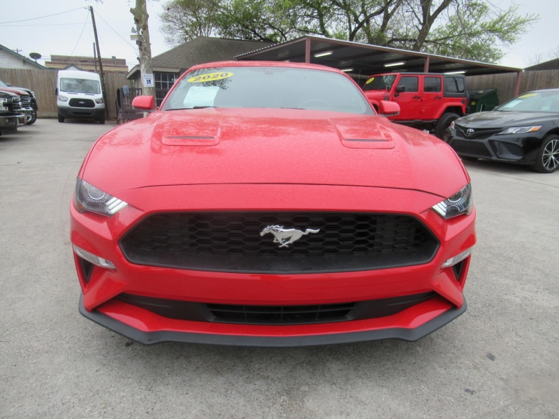 Ford Mustang 2020 price $5,995