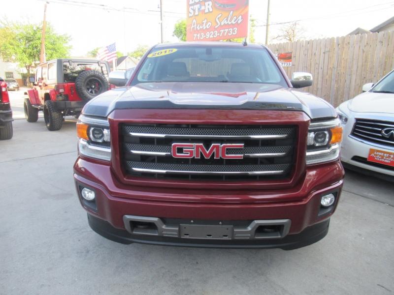 GMC Sierra 1500 2015 price $6,495