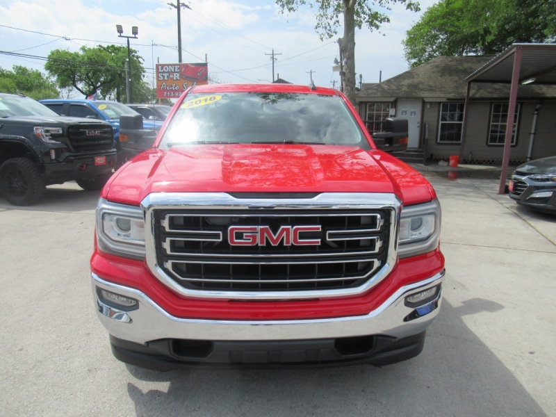GMC Sierra 1500 2016 price $4,995