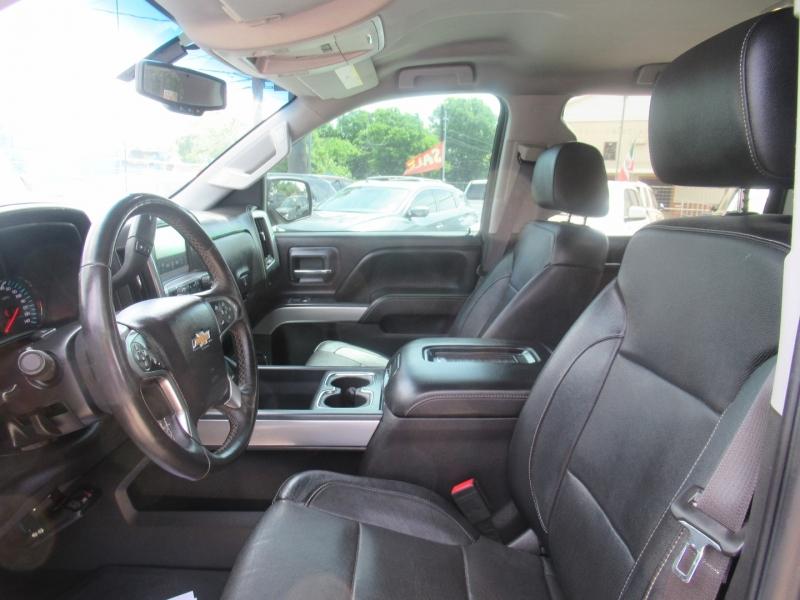 Chevrolet Silverado 1500 2016 price $6,495