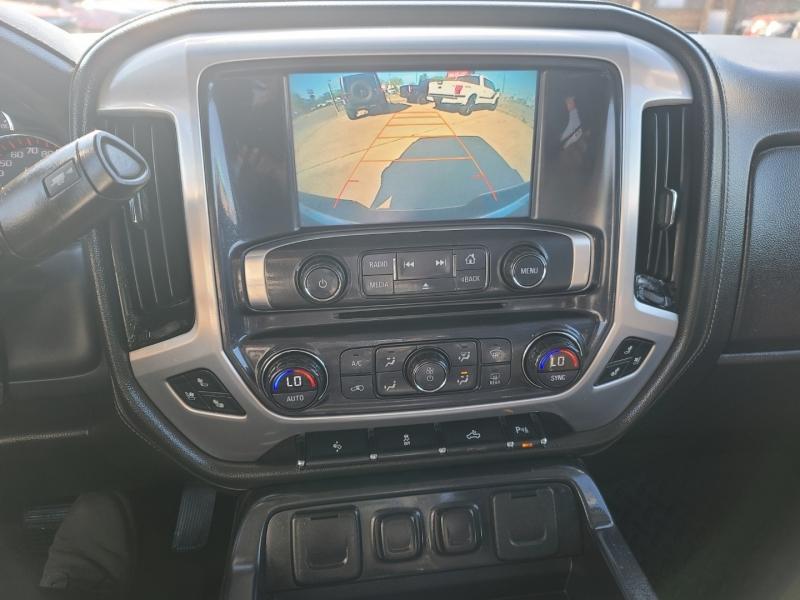 GMC Sierra 1500 2016 price $4,995