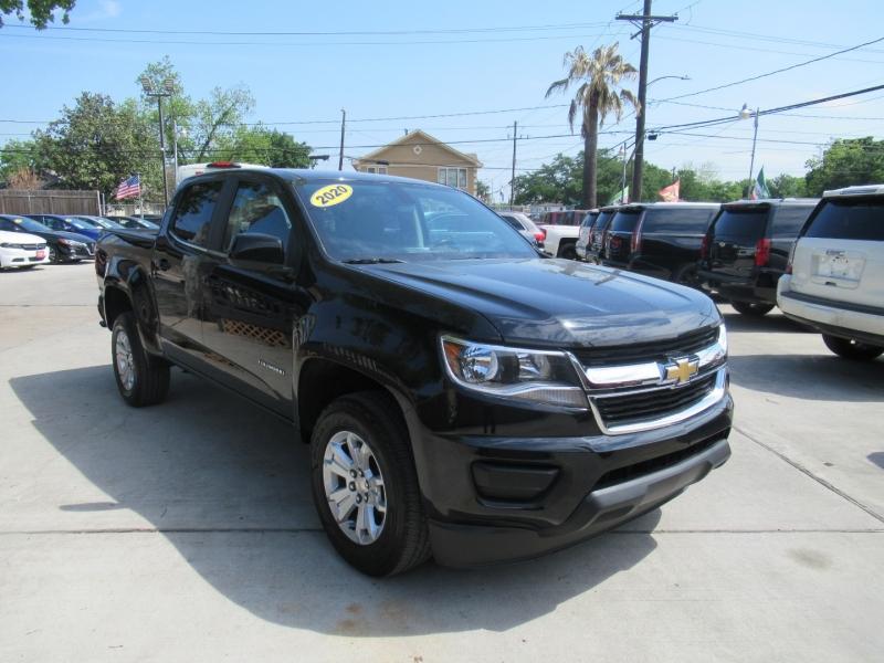 Chevrolet Colorado 2020 price $5,495