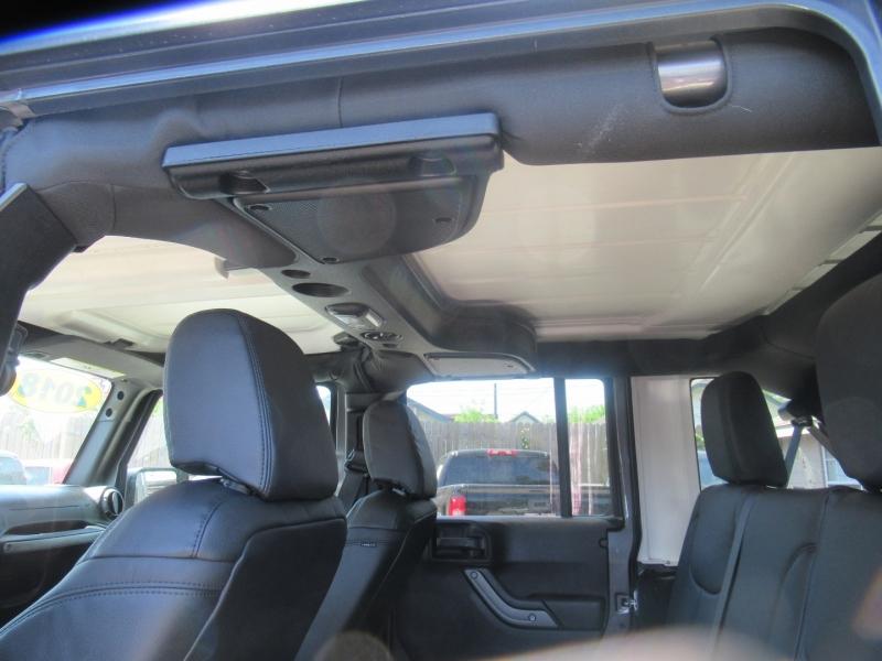 Jeep Wrangler JK Unlimited 2018 price $7,495