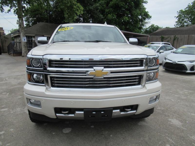 Chevrolet Silverado 1500 2015 price $5,995