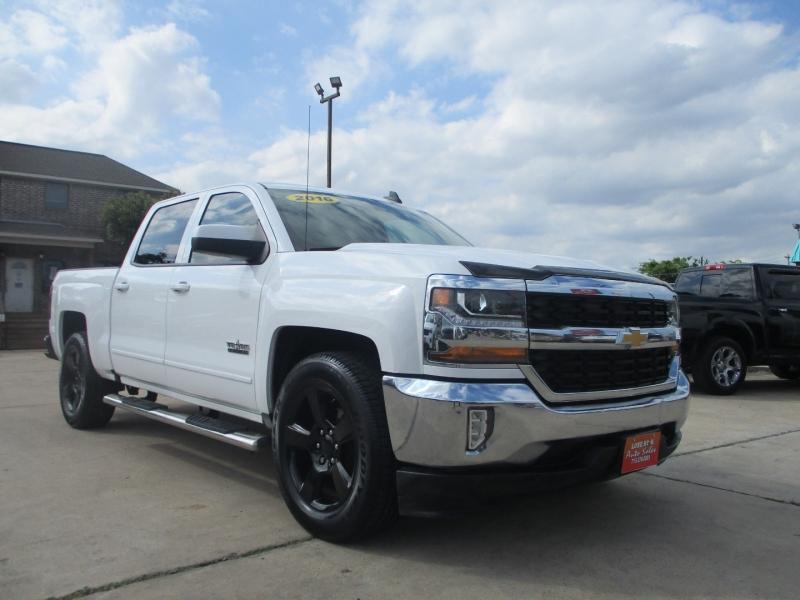 Chevrolet Silverado 1500 2016 price $4,995