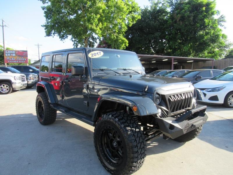 Jeep Wrangler Unlimited 2017 price $7,995
