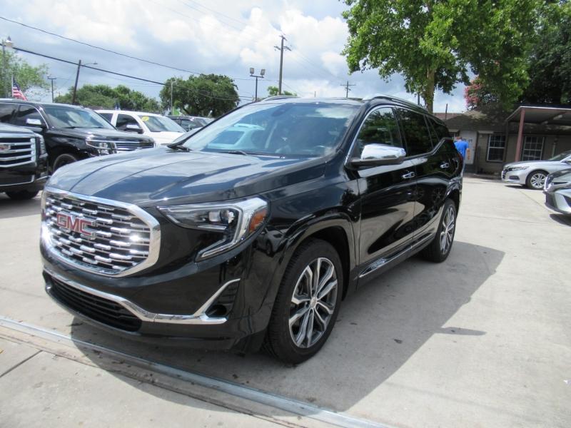 GMC Terrain 2018 price $5,995