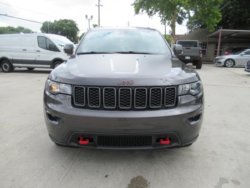 Jeep Grand Cherokee 2017 price $4,995