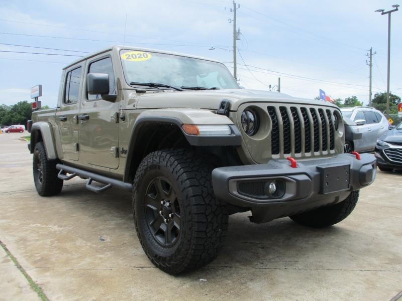 Jeep Gladiator 2020 price $8,995