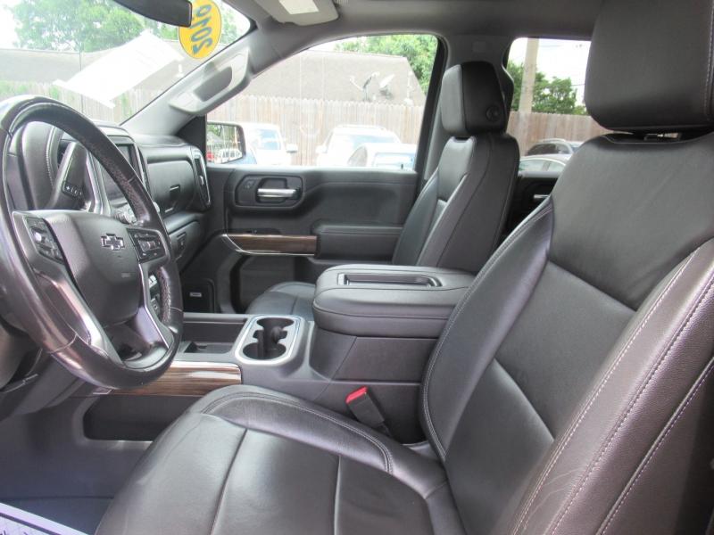 Chevrolet Silverado 1500 2019 price $8,995