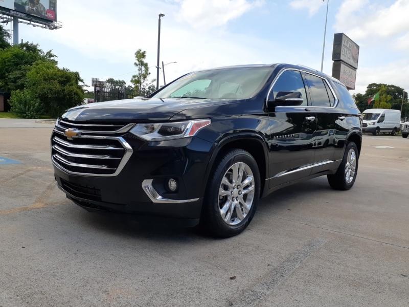 Chevrolet Traverse 2018 price