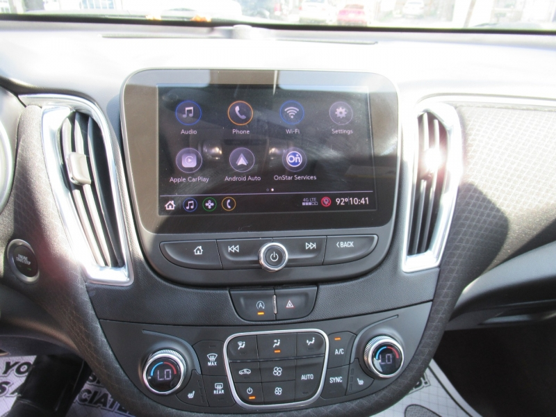Chevrolet Malibu 2020 price
