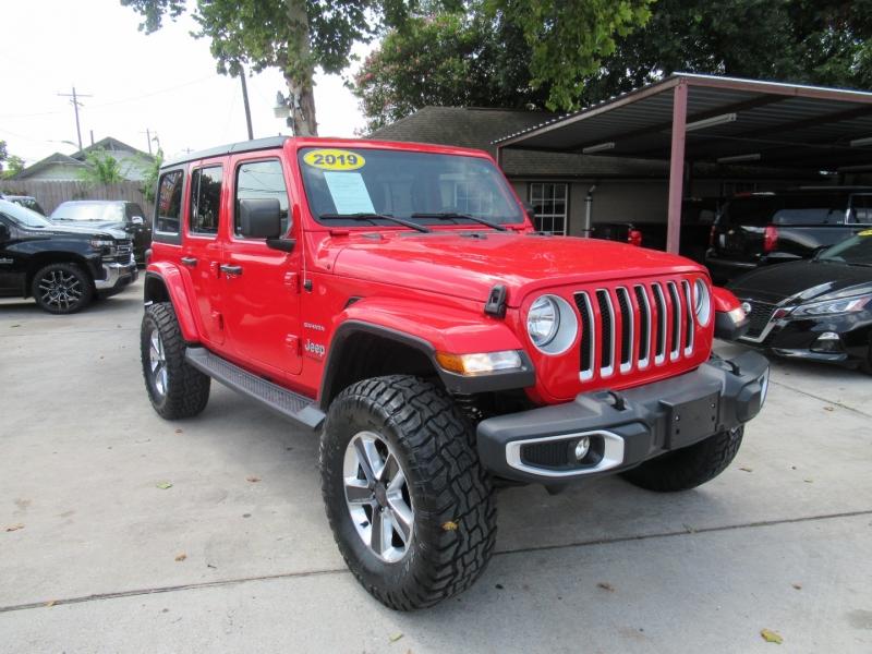 Jeep Wrangler Unlimited 2019 price