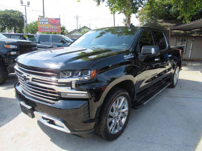 Chevrolet Silverado 1500 2019 price