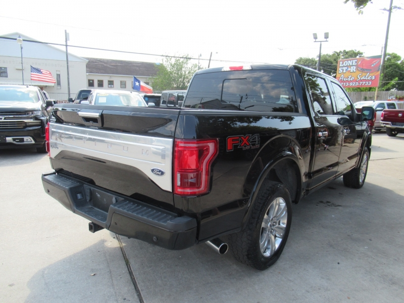 Ford F-150 2016 price $7,495