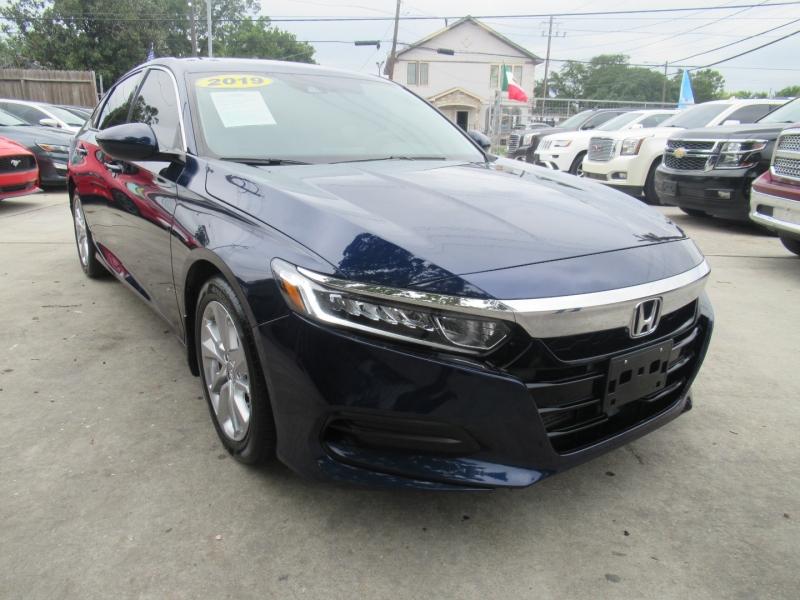 Honda Accord Sedan 2019 price LLAME PARA INFORMACION