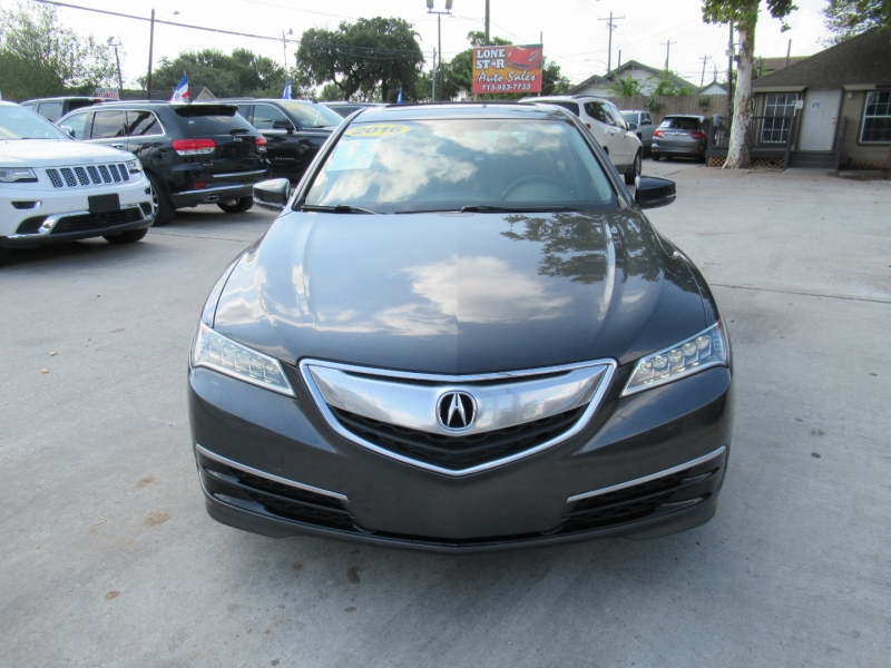 Acura TLX 2016 price $3,995 Down