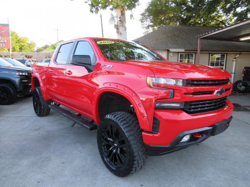 Chevrolet Silverado 1500 2019 price $8,995 Down